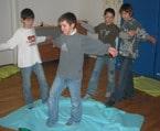 Kinder Qi Gong